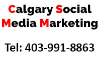 Calgary Social Media Marketing Logo